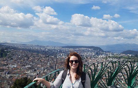Hannah Carley, Study Abroad Advisor