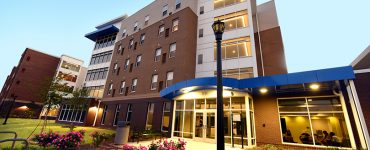 On-campus living at Augusta University