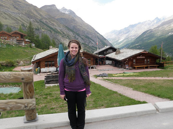 Study Abroad Advisor Hannah Carley gives advice on Study Abroad programs