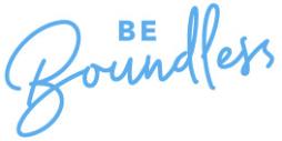 Be Boundless logo