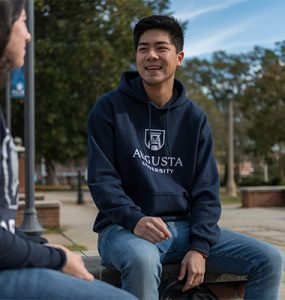 Augusta University helps students calm admission nerves