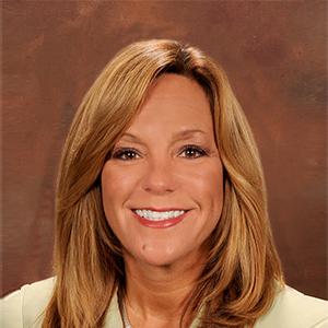 headshot photo of woman