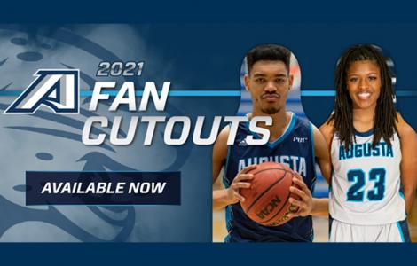 Student fan cutouts
