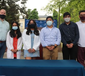 photo from article Student Life announces 2021-22 Undergraduate SGA leadership